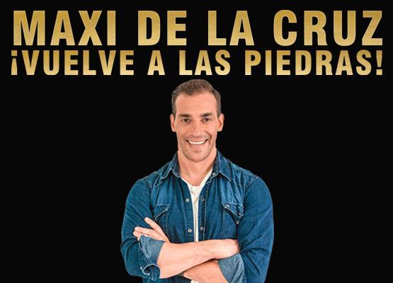 MAXI DE LA CRUZ - STAND UP