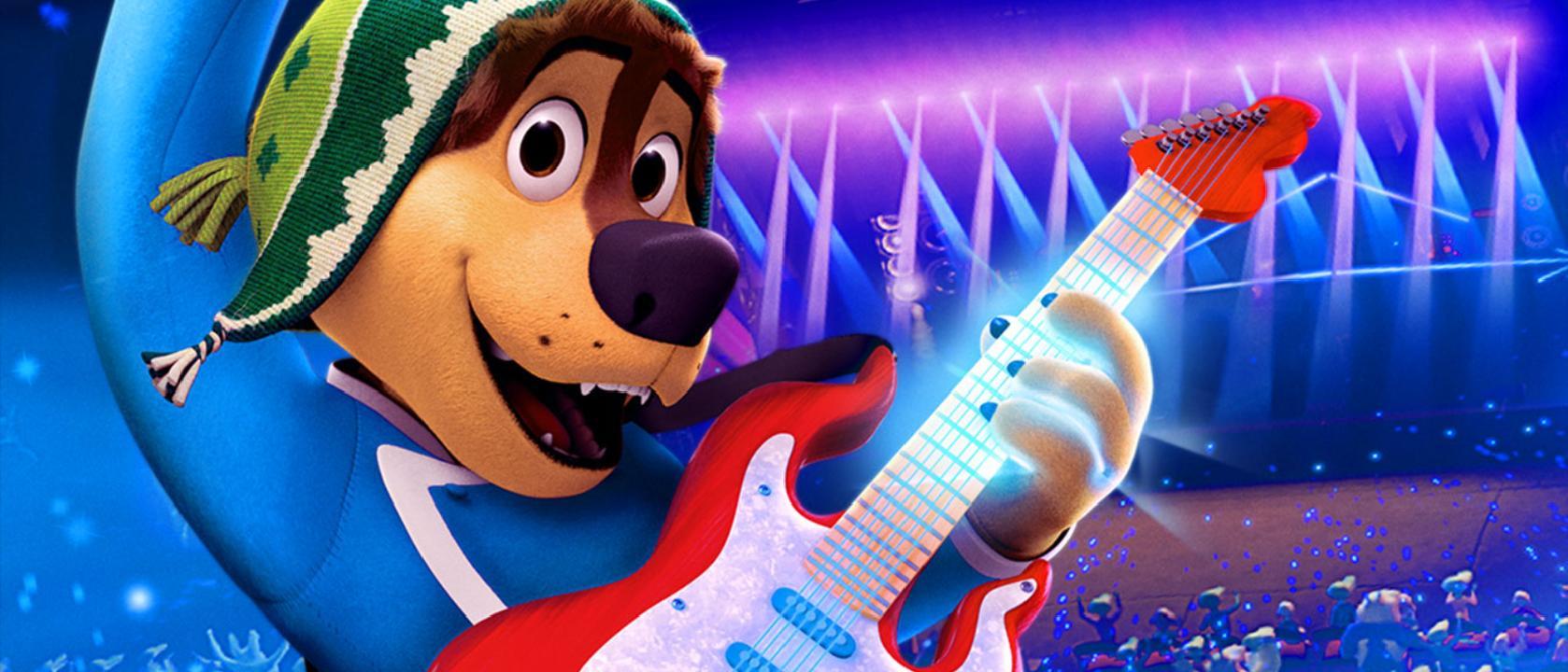 ROCK DOG: RENACE UNA ESTRELLA